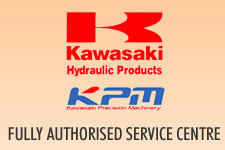 Kawasaki Fully Authorised Service Centre